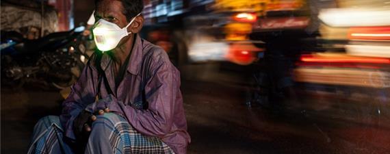 Médicos de vários países lançam campanha contra poluição do ar