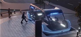 Túnel de alta velocidade de Elon Musk será aberto dia 10 nos EUA