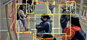 Sistema monitora distanciamento no transporte