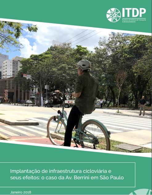 Infraestrutura cicloviária: o caso da Av. Berrini