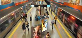 No Rio, integração BRT e Metrô começa nesta segunda (26)