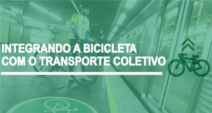 Integrando a Bicicleta com o Transporte Coletivo