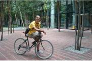Jeffrey Lim, articulador do mapa Cycling KL