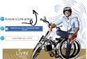 Kit Livre: cadeiras de rodas + bicicleta