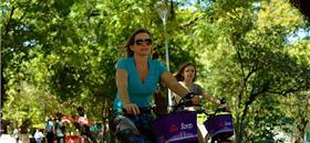 Aplicativo de aluguel de bicicletas é lançado em Porto Alegre