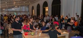 Movido pela Mente: lançamento em SP reuniu mais de 400 pessoas
