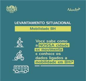 Levantamento da situação da mobilidade urbana de B
