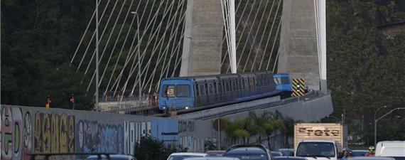 Legado da Copa e Olímpiada no transporte do Rio foi anulado pela crise