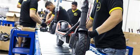 Brasileira Drop inicia produção de patinetes elétricos em Manaus