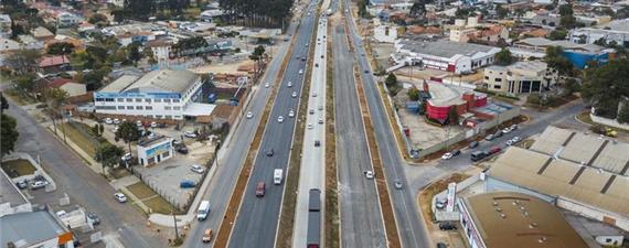 Governo federal libera R$ 99 mi para obras de mobilidade em Curitiba