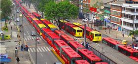 O TransMilenio, 17 anos depois