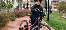 Cidade turca dá bicicleta a crianças, para se tornar mais sustentável