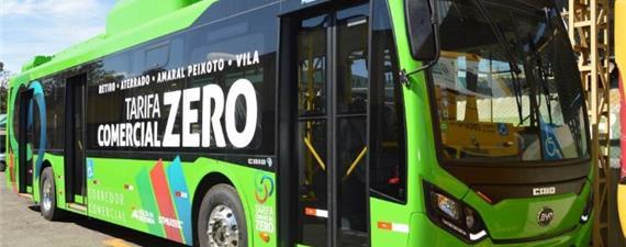 Volta Redonda (RJ) terá mais dois ônibus elétricos tarifa zero
