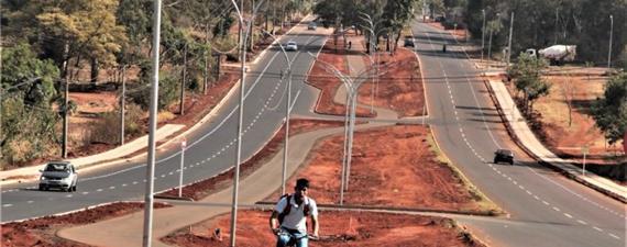 Campo Grande (MS) recebe R$ 1,5 mi em recursos federais para ciclovias