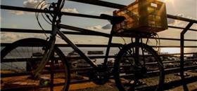 Exposição mostra o cotidiano dos ciclistas de Manaus