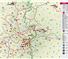 Mapa do Plano Cicloviário de Sorocaba, SP