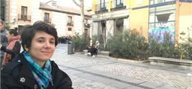 Arquiteta brasileira em Madri é a nova blogueira do Mobilize Europa