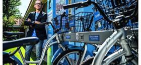 Cascavel (PR) terá sistema de bicicletas compartilhadas