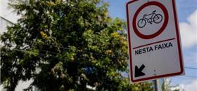 Nove anos depois, começa a obra da ciclofaixa na Rua do Futuro