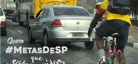Metas de mobilidade para SP são 'vazias', avaliam organizações