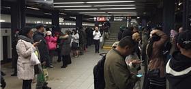 Prefeito de NY propõe alta de impostos de ricos para melhorar metrô