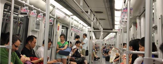 Shangai tem 588 km de metrô e vai ter mais de 1.000 km até 2025