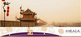 Nossa blogueira do Milalá precisa ir à China. E busca apoio!