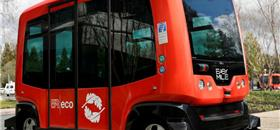 Ônibus sem motoristas são testados nos Estados Unidos
