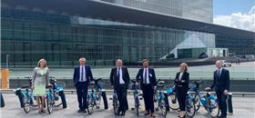 Países europeus querem incluir a bicicleta na mobilidade pós-pandemia