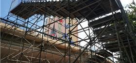 Prefeitura de SP instala escadas de acesso e 'minipraças' no Minhocão
