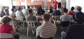 Movimento cobra retorno de obras do metrô na Brasilândia, em SP