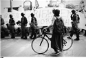 Mulheres de bicicleta em SP: da