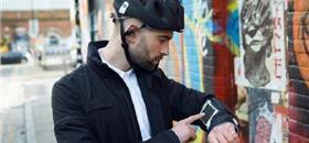 Uma jaqueta inteligente, para dar mais segurança ao ciclista