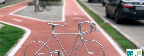 Dia nacional dos ciclistas (19) terá café da manhã em ciclovia no Recife