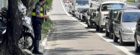 SP deve ganhar 13 km de novas faixas exclusivas de ônibus em 2021