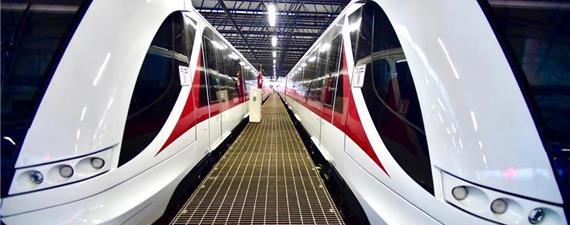 Guadalajara, no México, ativa nova linha de trens urbanos