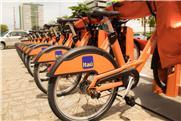 Novas bicicletas do BikePE em Recife
