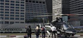 Uber levará passageiro de helicóptero em Nova York