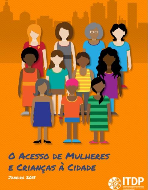 O acesso de mulheres e crianças à cidade