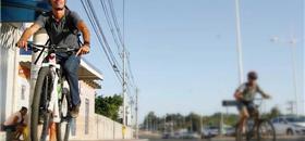 Bicicleta avança em Salvador como meio de transporte