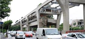 Justiça suspende obras do monotrilho da Linha 17-Ouro do Metrô de SP