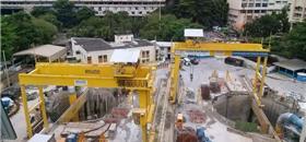 Estação Gávea, no Rio, será inundada