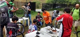 Cidade Tiradentes, no extremo leste de SP, realiza Festival da Bicicleta