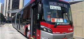 Boletim Mobilize no Rádio discute a licitação dos ônibus em SP