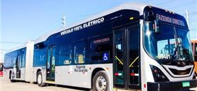 Curitiba recebe três propostas para redes de transportes não poluentes