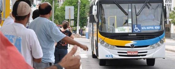 Em Natal, empresas de ônibus querem receber por quilômetro