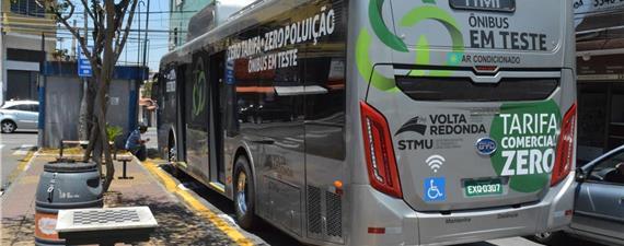 Volta Redonda planeja adquirir ônibus elétricos