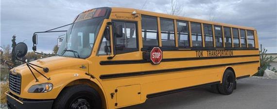 Cidade do Alasca (EUA) ganha seu primeiro ônibus escolar elétrico
