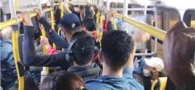 SP tem mais usuários de ônibus, mas frota segue reduzida