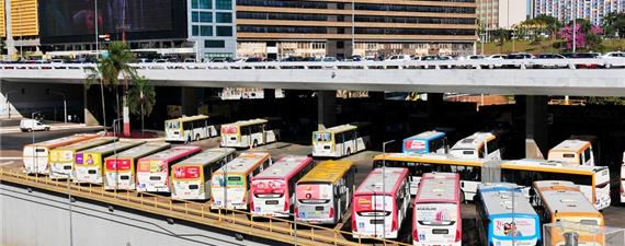 Congresso mantém veto ao socorro emergencial do transporte público